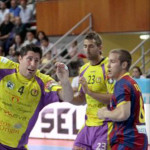 Cuatro Rayas Vs FC Barcelona Intersport, miércoles 21 desde las 20:15 h.