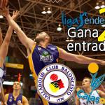 Gana 2 entradas para el partido BR Valladolid Vs Blusens Monbus