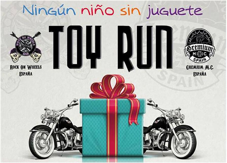 acceso Toy run