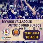 Vuelve el derbi a Pisuerga con el Ford Burgos