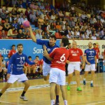 Atlético Valladolid 36 – 28 Academia Octavio