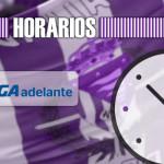El Valladolid recibe al Oviedo este domingo a las 12 horas