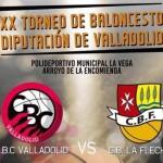El Torneo de Baloncesto Diputación de Valladolid se disputa hoy