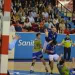 Atlético Valladolid Recoletas 30 – 24 MMT Seguros Zamora, y se ponen líderes