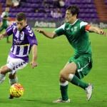 Leganés 1 – 1 Real Valladolid, otro mal partido de los pucelanos