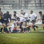 El Salvador cae en cancha italiana en competición europea (26-19)