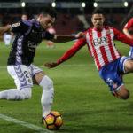 2-1: El Girona saca al Pucela del playoff