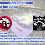 Sigue en directo el Comercial Ulsa Valladolid Vs Soliss Alcázar Basket