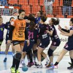 El Aula Valladolid lograr la hazaña de derrotar al Supermara Bera Bera (28-25)