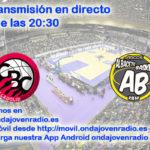 Sigue en directo el Comercial Ulsa Valladolid Vs Arcos Albacete Basket