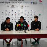 """El entrenador de El Salvador dice que """"las sensaciones del equipo son buenas"""""""