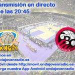 Sigue en directo el CB Morón Vs Comercial Ulsa Valladolid 3er p. PO 1/2