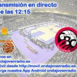 Sigue en directo el Zornotzast Vs Comercial Ulsa Valladolid 1er p. FINAL