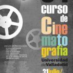 Presentado el 54ª Curso de Cinematografía de la UVa