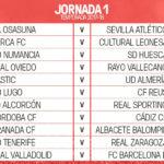 El Real Valladolid debutará en Zorrilla ante el F.C. Barcelona B el 19 o 20 de agosto