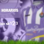 Horarios para jugar ante el Rayo Vallecano, Alcorcón y U.D. Almería