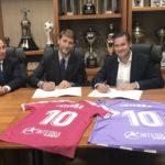 El Real Valladolid e Integra Energía, compañeros de viaje