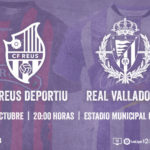 Lista de convocados para el Reus-Real Valladolid