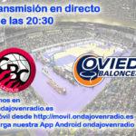 Sigue en directo el Carramimbre Valladolid Vs Unión Financiera B. Oviedo