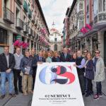 El comercio de Calderón y Platerías celebra Seminci