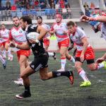 MPO Ordizia 34 – 39 SilverStorm El Salvador, los pucelanos ganaron gracias a los primeros 40 minutos