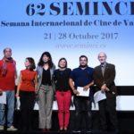 Entregados los premios del concurso 'Seminci Factory'