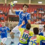 El Recoletas se impone en el duelo regional ante el Zamora (30-22)