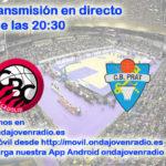 Sigue en directo el Carramimbre CBC Valladolid Vs CB Prat