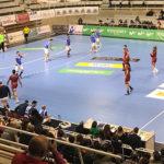 Los errores condenan al Recoletas a una derrota ante el Bada Huesca (23-21)