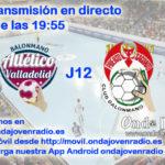 Recoletas Atlético Valladolid Vs Fertineria Puerto Sagunto, en directo en