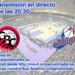 Sigue en directo el Carramimbre CBC Valladolid Vs CB Clavijo
