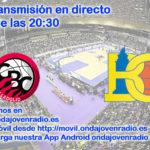 Sigue en directo el Carramimbre CBC Valladolid Vs LEYMA Coruña