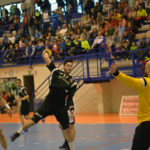 Viveros Herol BM Nava-Recoletas Atlético Valladolid (23-29) Partido amistoso
