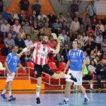 El Recoletas cae en un encuentro igualado ante Puerto Sagunto (28-27)