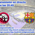 Sigue en directo el Carramimbre CBC Valladolid Vs FC Barcelona Lassa B