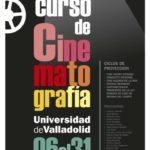 Arranca la 55 edición del Curso de Cinematografía de la UVa