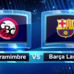 Sigue en directo el Carramimbre CBC Valladolid Vs FC Barcelona Lassa