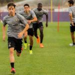El equipo iniciará los entrenamientos el 6 de julio