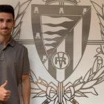 Jaime Sánchez renueva con el Real Valladolid