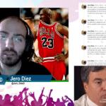 Embasquetados T1 P3 (6-junio-2020) hoy hablamos del documental #TheLastDance Michael Jordan
